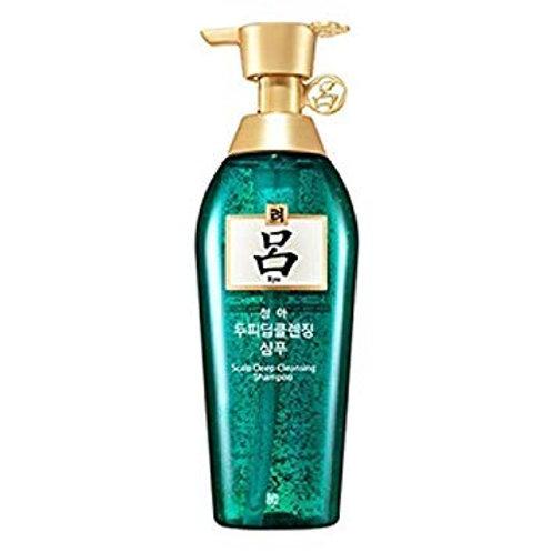 Ryo Scalp Deep Cleansing Shampoo 500ml