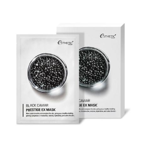 ESTHETIC HOUSE Black Caviar Prestige EX Mask (1ea)