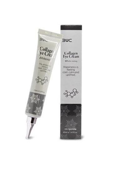 3W Clinic  Eye Cream 40ml (Tube) - Collagen Whitening