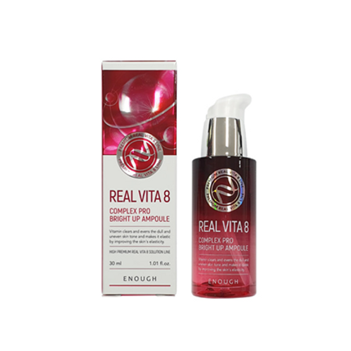 Enough Real Vita 8 Complex Pro Bright Up Ampoule 30ml