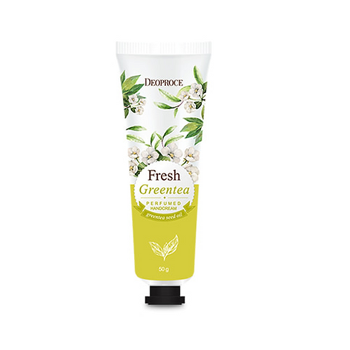 DEOPROCE Perfumed Hand Cream - Fresh Green tea