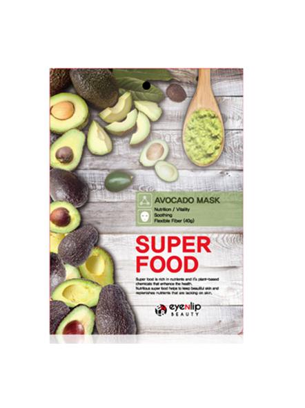 EYENLIP Super Food Mask (10ea) - Avocado
