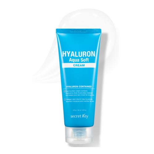 Secret Key HYALURON Aqua Soft Cream 150g