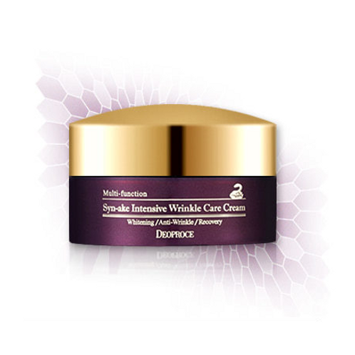 DEOPROCE Syn-ake Intensive Wrinkle Care Cream 100g