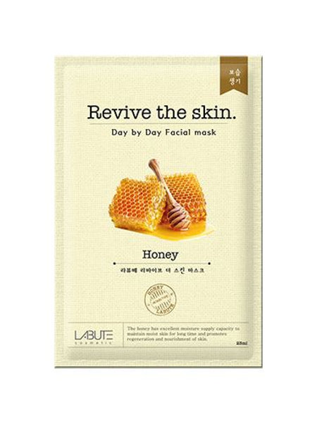Labute Revive the skin Facial Mask (10ea) - Honey