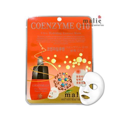 MALIE Ultra Hydrating  Essence Mask (10ea) - Coenzyme Q10