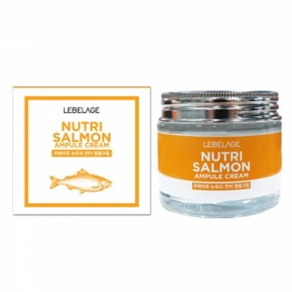 LEBELAGE Ampule Cream - Nutri Salmon