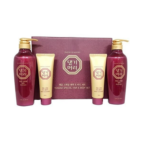 DAENG GI MEO RI Yeadam Special Hair & Body Set