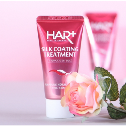 Hair Plus Silk Coating Treatment 50ml