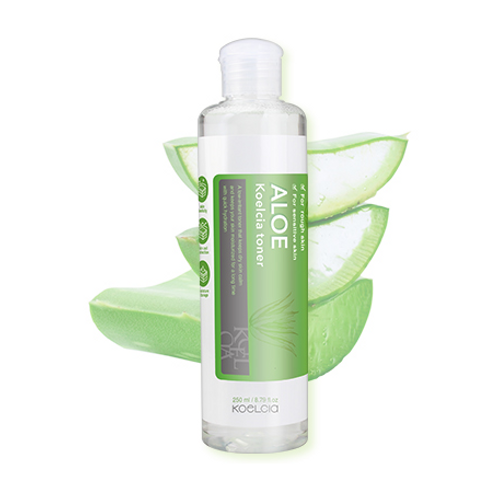 Koelcia Flower Scent Toner 250ml -  Aloe Soothing