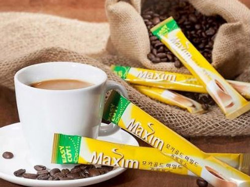 Maxim Mocha Gold Mild Coffee Mix 12g (1 Sticks)