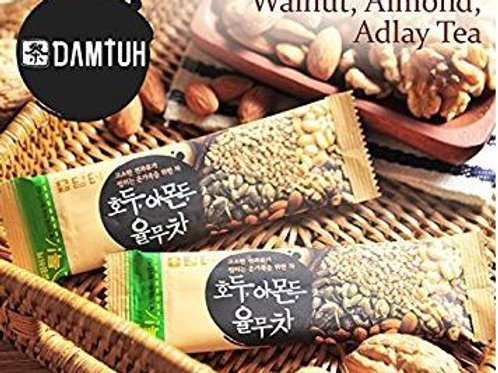 A_Damtuh Walnut Almond Adlay Tea (Jobs Tear) 18g (1 Sticks)