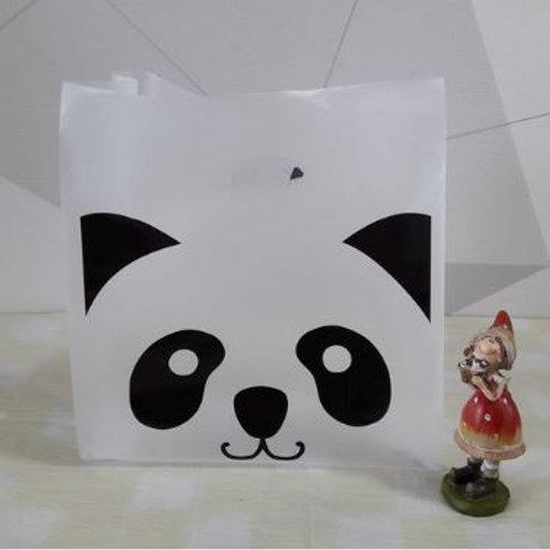 A_Plastic Bag x 100ea (Panda)