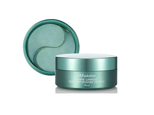 JM Solution Luminous Pearl Deep Moisture Eye Patch - Marine