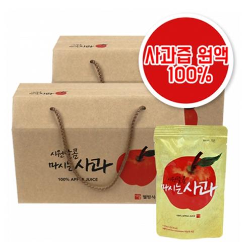 A_Gaon Food Apple Juice -110ml (1 Pack)