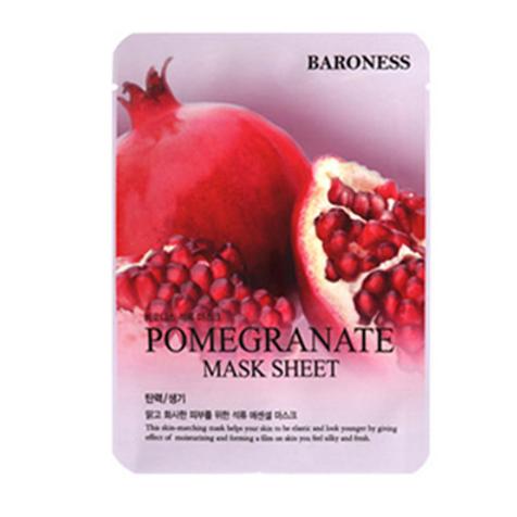 Baroness Mask Sheet - POMEGRANATE (10ea)