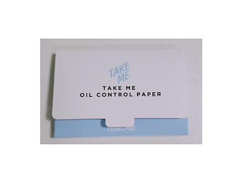 LEBELAGE Take Me Oil Control Paper