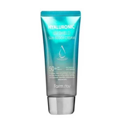 Farmstay HYALURONIC UV Shield Sun Block Cream 70g