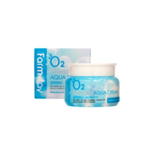 Farmstay O2 Premium Aqua Cream- 100g