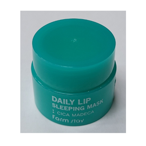 Farmstay Daily Lip Sleeping Mask 3g - Cica Madeca (Mini)