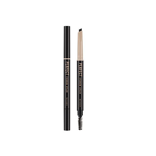 Missha Perfect Eye brow Styler - Black