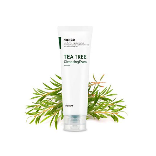 A'pieu Nonco Tea Tree Cleansinig Foam  130ml