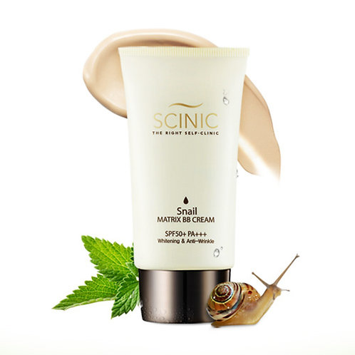 Scinic   Snail Matrix BB Cream 40ml