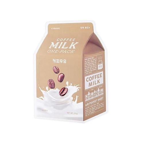 A'pieu milk one pack (1ea) - Coffee