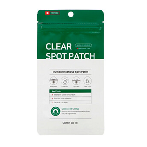 SOME BY MI 30 Days Miracle Clear Spot Patch (18pcs)