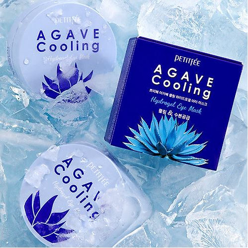 Petitfee Hydrogel EYE Mask (eye patch) - Agave Cooling