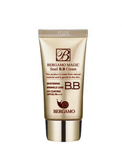 Bergamo Magic Snail B.B Cream (SPF50+ PA+++)