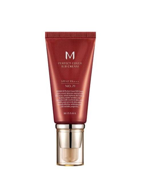 Missha M perfect Cover BB Cream SPF42/PA+++ 50ml - #13