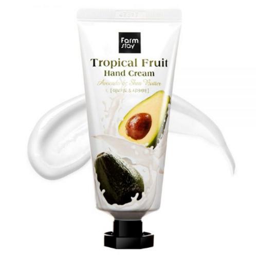 Farmstay Tropical Fruit Hand Cream - Avocado & Shea Butter