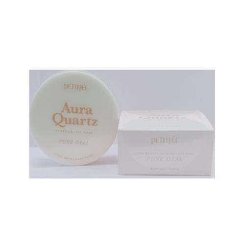 Petitfee Aura Quartz Hydrogel EYE Mask (eye patch) - PURE OPAL