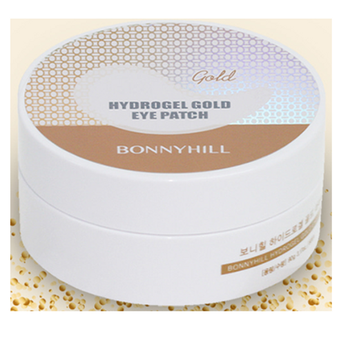 Bonnyhill Hydrogel Eye Patch -GOLD