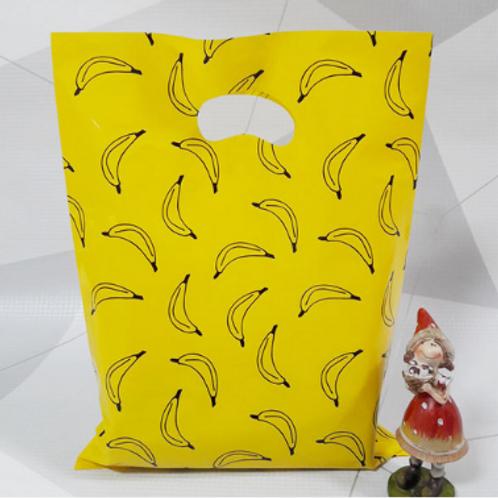 A_Plastic Bag  x 100ea - Banana