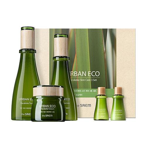 The Saem Urban Eco Harakeke Skin Care 3 set