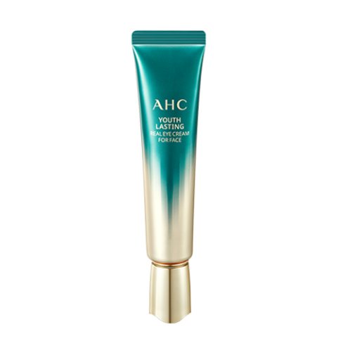 AHC Youth Lasting Real Eye Cream - For Face 12ml