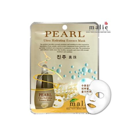 MALIE Ultra Hydrating  Essence Mask (10ea) - Pearl