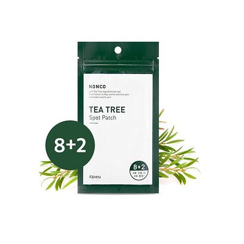 A'pieu Nonco Tea Tree Spot Patch (12patch x 10ea) 1+1
