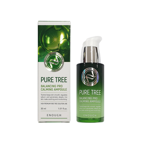 Enough Pure Tree Balancing Pro Calming Ampoule 30ml