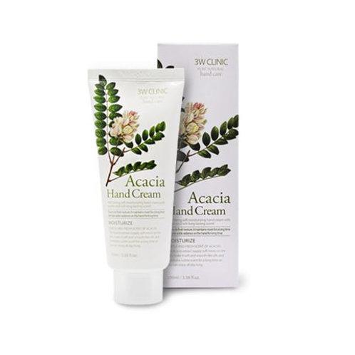 3W Clinic Moisturizing Hand Cream - Acacia