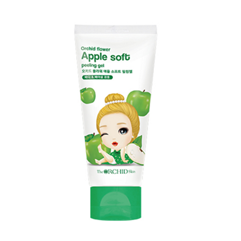 The Orchid Flower Apple Soft Peeling Gel 120ml