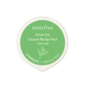 Innisfree Capsule Recipe Pack - Green Tea