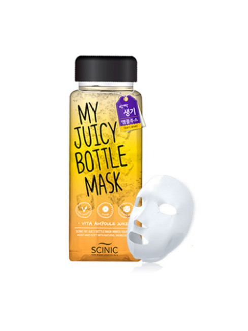Scinic My Juicy Bottle Mask - Vita