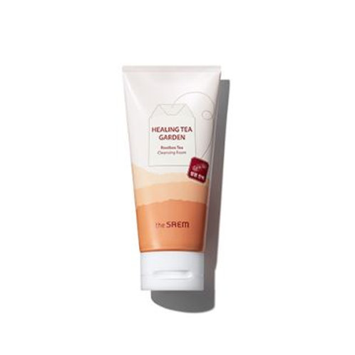 The Saem Healing Tea Garden Rooibos Tea Cleansing Foam