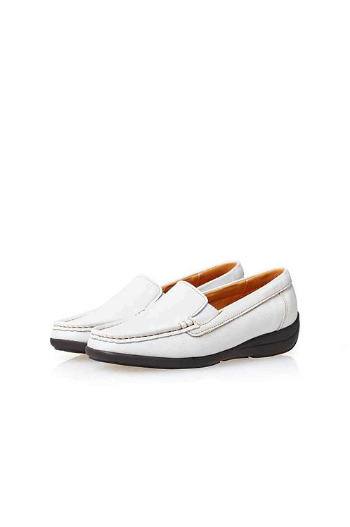 Driving Comfort Loafer (WHITE)