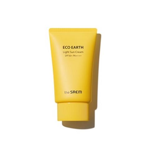The Saem Eco Earth Light Sun Cream SPF 50+/PA+++