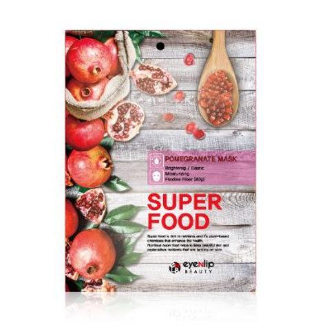 EYENLIP Super Food Mask (10ea) - Pomegranate