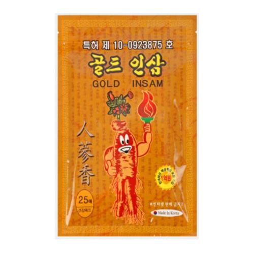 Gold Insam (25 штук)
